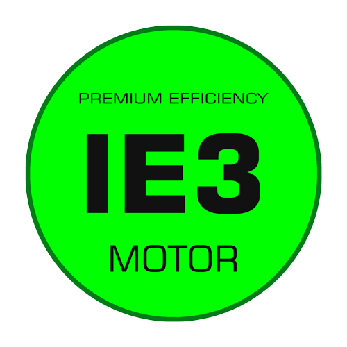 IE 3 PREMIUM EFFICIENCY