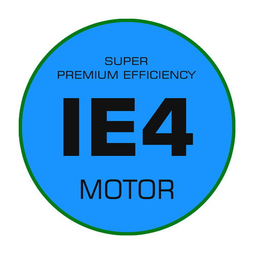 IE 4 SUPER PREMIUM EFFICIENCY